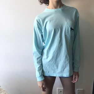 Long sleeve pink